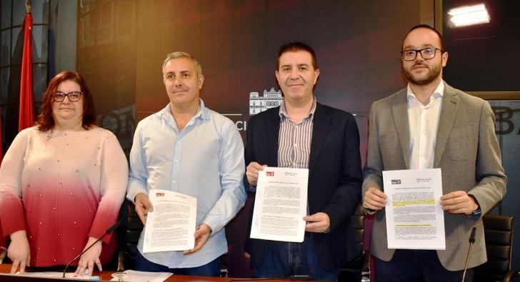 El acuerdo PSOE-Podemos en la Diputación de Albacete permitirá aprobar el presupuesto de 2020
