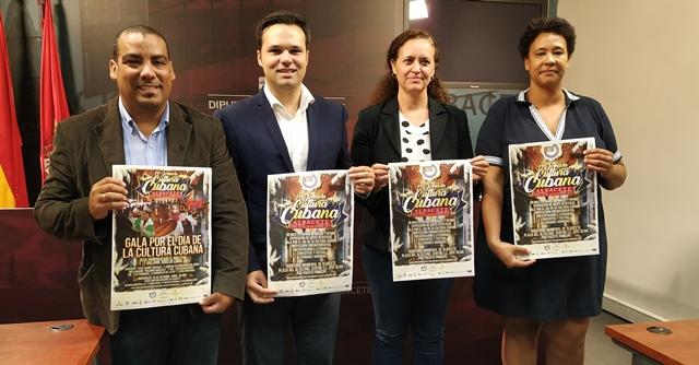 Las XI Jornadas por la Cultura Cubana en Albacete sirven para promover la 'riqueza' cultural de este país