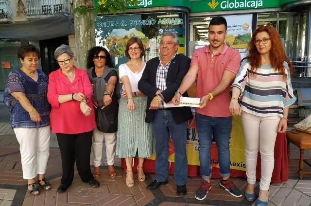 La Diputación de Albacete da un paso Adelante contra la ELA, apoyando a la asociación que trabaja para mejorar la calidad de vida de los afectados