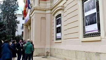 Inaugurada la exposición de la Unidad Igualdad de la Diputación de Albacete