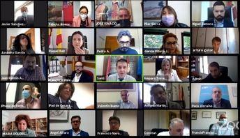 Oposición unánime en la Diputación de Albacete a la 'Tasa Google' que penaliza al calzado provincial