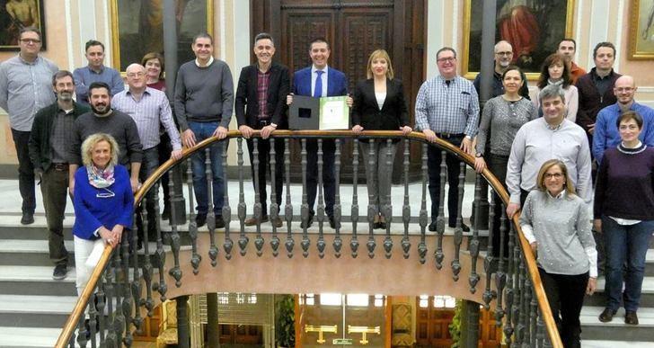Satisfacción en la Diputación de Albacete porque la Plataforma SEDIPUALB@ sea un referente en Administración Electrónica