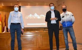 La Diputación de Albacete muestra su apoyo a Villaverde de Guadalimar para la realización de su VIII Vertical Trail