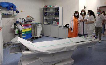 El hospital de Villarrobledo solo deriva el 20% de los estudios desde que cuenta con resonancia magnética