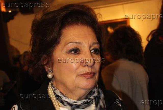 Fallece a los 85 años la artista hellinera Dolores Abril