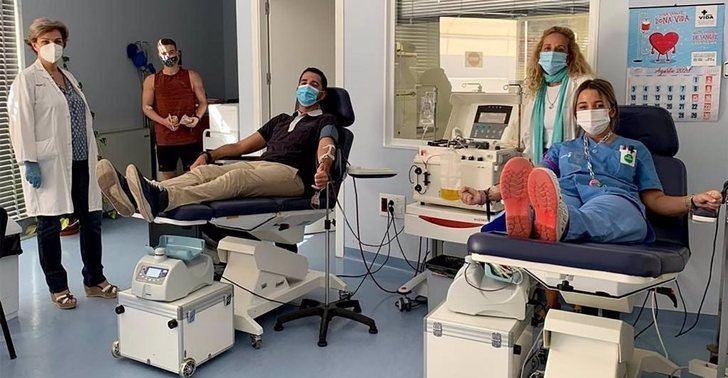 La solidaridad no baja en Castilla-La Mancha, 50.000 donaciones de sangre y un 6,3% de nuevos donantes