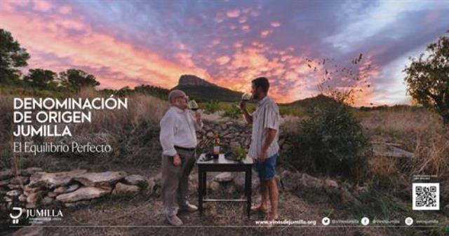 El 'Equilibrio Perfecto' entre la tierra, el clima y la vid, protagonista de un spot documental de la DOP Jumilla
