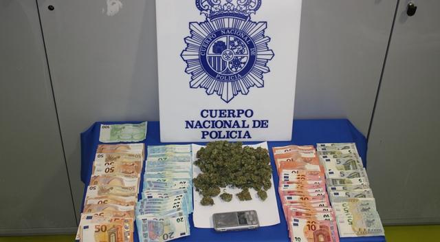 La Policía desmantela una red de venta de droga en el barrio de La Milagrosa de Albacete