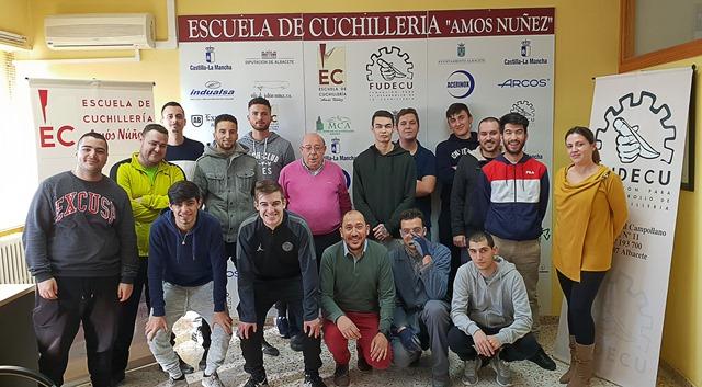 Fudecu pone en marcha un dual empleo con la creación de 15 puestos de trabajo en Albacete