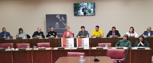Todo preparado para la celebración del 'III Duatlon Cross Ciudad de Albacete'