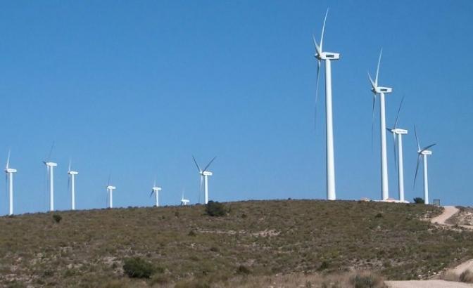 El accidente laboral en el parque eólico de Acciona en Almansa fue por una descarga eléctrica que le provocó quemaduras muy graves