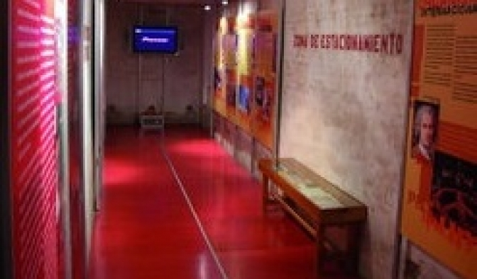 Izquierda Unida denuncia el abandono del PP de los refugios antiaéreos del Altozano