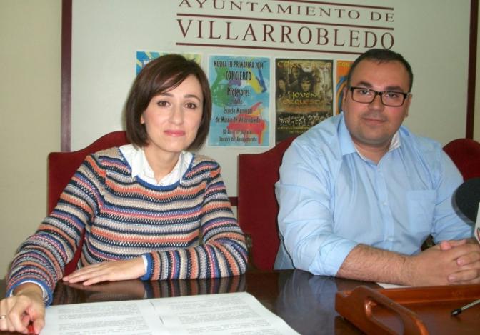El II Festival de Música en Primavera de Villarrobledo tendrá conciertos de música clásica, jazz y bandas sonoras