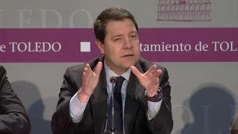García-Page quiere que Cospedal hable de la caja B del PP y del contrato de basura de Toledo