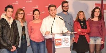 Nacho Hernando anuncia su intención de presentar su candidatura a la Secretaría General de JJSS de Castilla-La Mancha