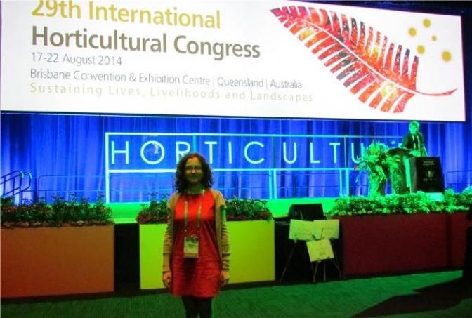 ITAP participa en el 29 Congreso Internacional de Horticultura, celebrado en Australia, con dos estudios sobre el viñedo