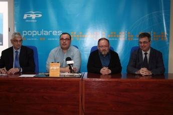 El PP da a conocer la reforma de la administración local en Villarrobledo
