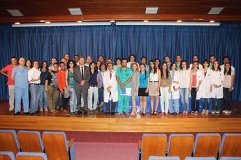 Los responsables regionales de Sanidad destacan la 'capacidad investigadora' de los médicos residentes de Castilla-La Mancha