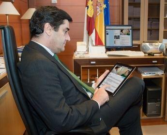 Más de 11.600 personas siguen en Twitter los perfiles sanitarios de Castilla-La Mancha