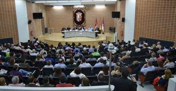 Belinchón (PSOE) critica a Javier Cuenca por no asistir al debate organizado en la Facultad de Económicas