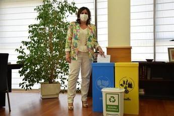 Ecoembes coordinará la gestión de los residuos generados en la Consejería de Economía, Empresas y Empleo