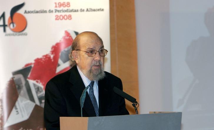 Fallece el periodista Eduardo Cantos, muy unido a la prensa escrita de Albacete
