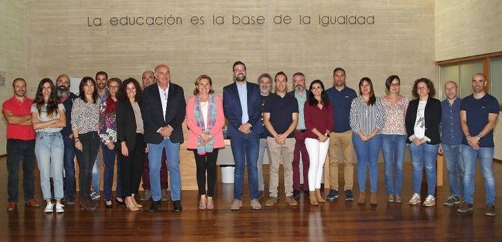La Junta realizará cerca de 1.900 acciones formativas dirigidas a la totalidad del profesorado de Castilla-La Mancha