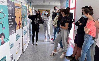 El programa 'Educando en Igualdad' llega a unos 1.500 estudiantes de centros educativos de Albacete capital