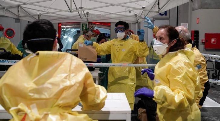 Castilla-La Mancha, con 1.819, es la cuarta comunidad con más casos positivos de coronavirus