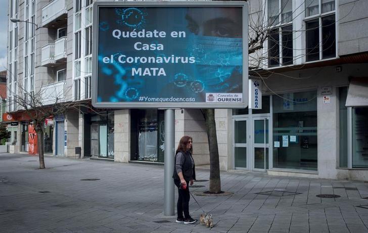 España suma 1.720 fallecidos y llega a 28.572 infectados por coronavirus