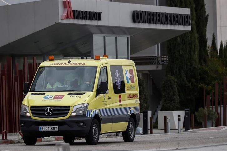 Día negro en Castilla-La Mancha, con 379 casos más de coronavirus, hasta 1.423, y 84 muertos