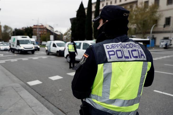 Detenido un joven de Albacete por llevar 234 dosis de marihuana en su moto y saltarse el confinamiento