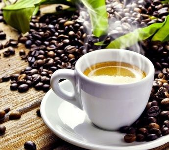 Efectos de consumir mucho café