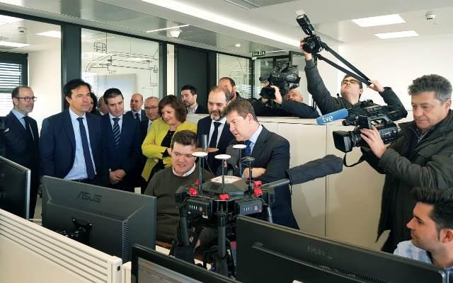 Eiffage Energía inaugura su nueva sede central en Albacete
