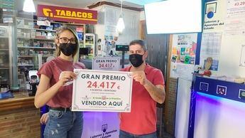 Más de 24.000 euros de premio para un boleto del Gordo de la Primitiva en El Ballestero (Albacete)