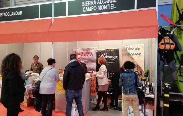 La Sierra de Alcaraz, El Bonillo y otros lugares del Campo de Montiel, en la Feria Internacional Intur de Valladolid