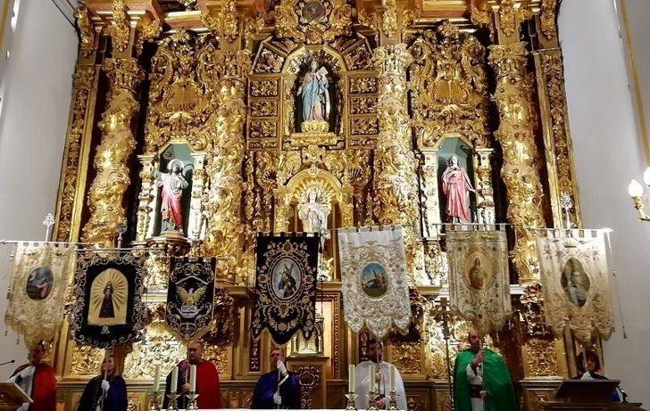 La Semana Santa de El Bonillo comienza con el pregón de Pilar Sierra Morcillo