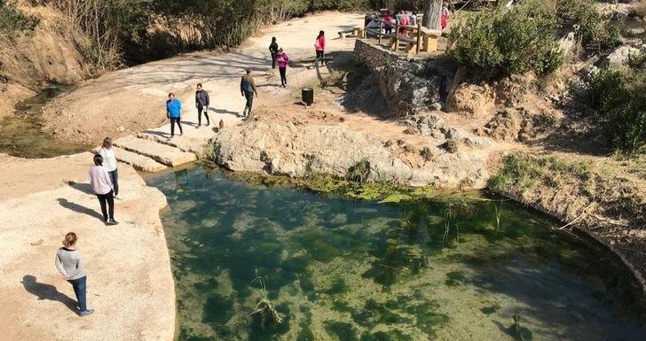 El Ayuntamiento de Elche de la Sierra va a comenzar la segunda fase de rehabilitación del paraje natural de La Poza