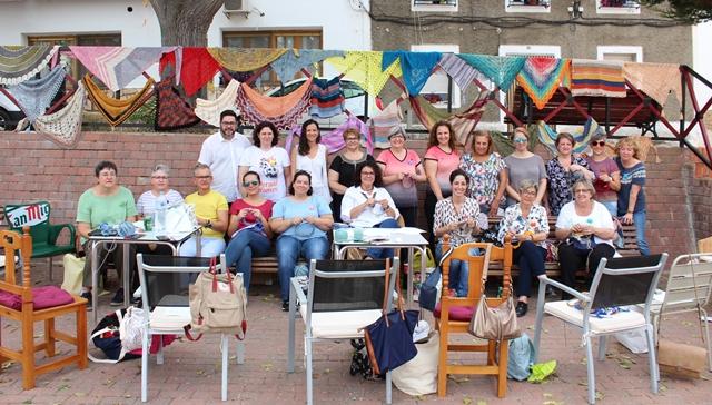 La pedanía de Vicorto, en Elche de la Sierra, lugar elegido para un encuentro de tejedora de toda España