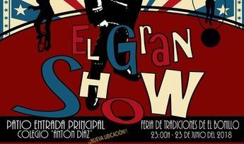 Rolling Cyrcus presenta 'El Gran Show', dentro de la Feria de las Tradiciones de El Bonillo