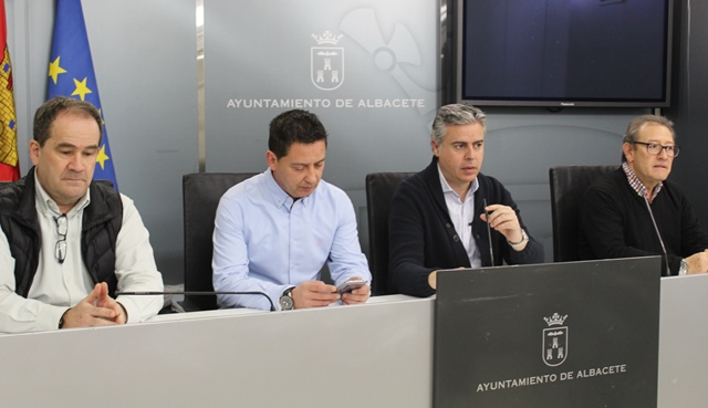 El Ayuntamiento de Albacete destinará 150.000 euros a terminar el Centro Sociocultural de El Salobral