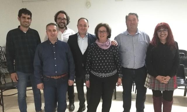 """Emilio Sáez (PSOE) asegura que saldrá """"la deuda pendiente"""" con las pedanías de Albacete"""