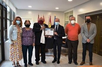Diploma para la Asociación de Familias de Albacete en las VI Jornadas Gastronómicas de la Diabetes