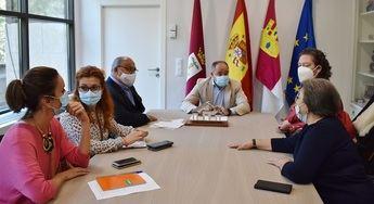 Concemfe participará en el nuevo Plan de Accesibilidad del Ayuntamiento de Albacete