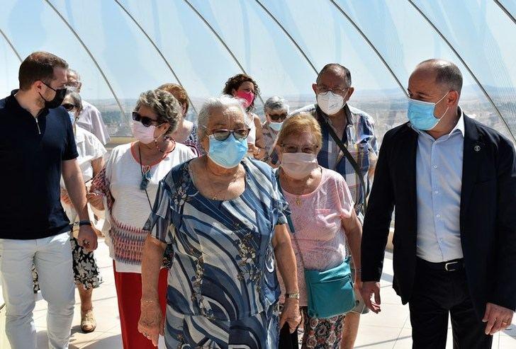 El Ayuntamiento de Albacete destina 35.000 euros para el fomento del asociacionismo de las personas mayores