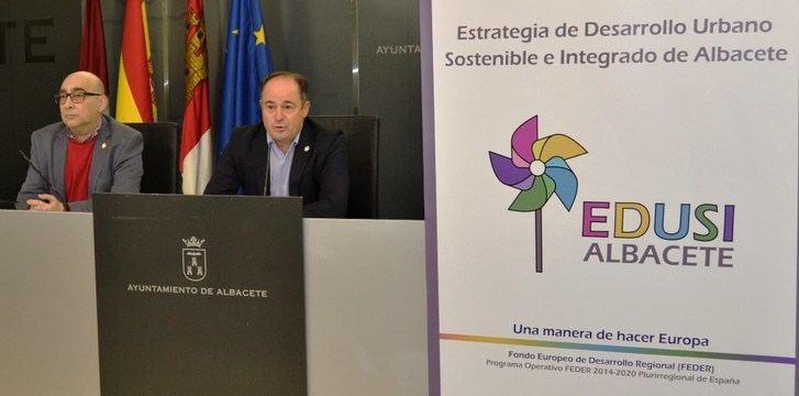 'Empujón' del Ayuntamiento de Albacete a los 19 proyectos contemplados en la EDUSI