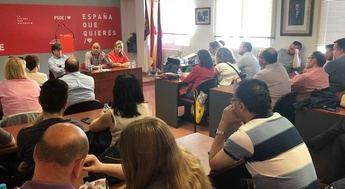 La ejecutiva municipal del PSOE de Albacete destaca que han sido la fuerza política más votada