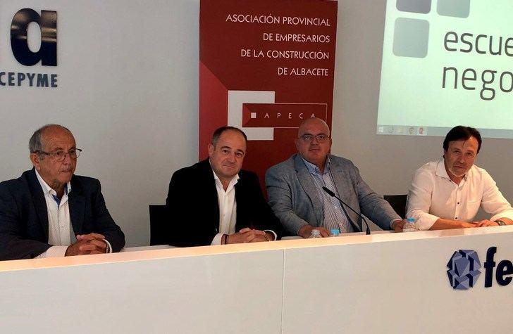 Los empresarios de la construcción en Albacete renuevan los cargos de su asociación