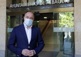 """Emilio Sáez, sobre la peatonalización del centro de Albacete: """"Va a cambiar la forma de vivir la ciudad"""""""