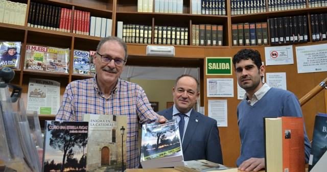 Dos novelas de Antonio Martínez pasan a los fondos de la Red Municipal de Bibliotecas de Albacete